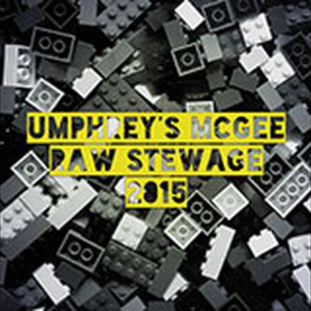 Raw Stewage 2015