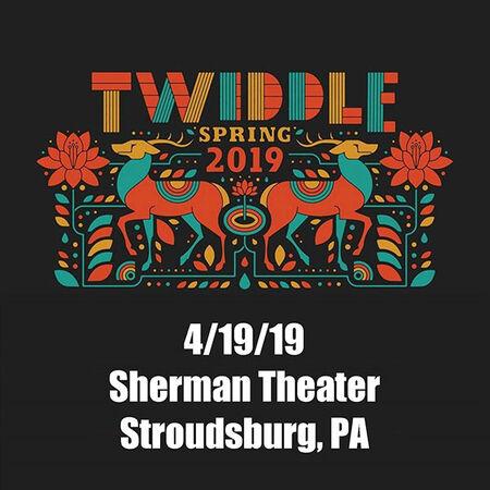 04/19/19 Sherman Theater, Stroudsburg, PA