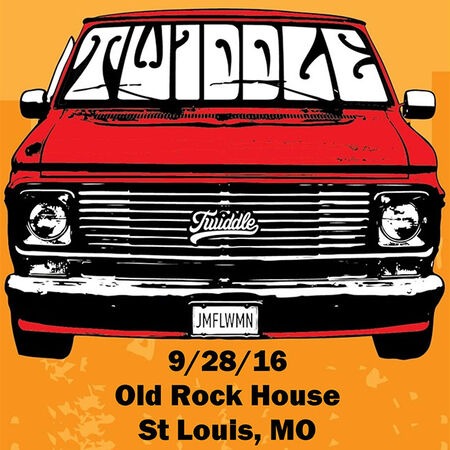 09/28/16 Old Rock House, St Louis, MO