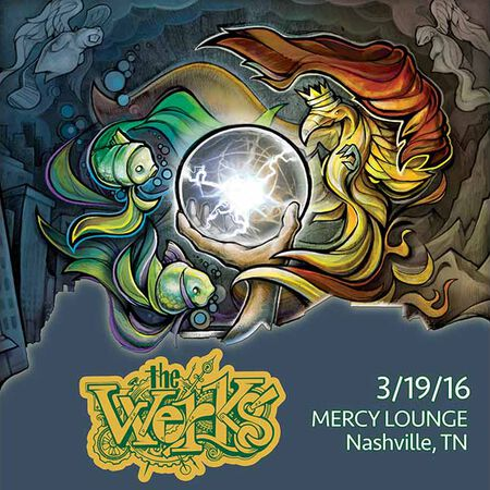 03/19/16 Mercy Lounge, Nashville, TN