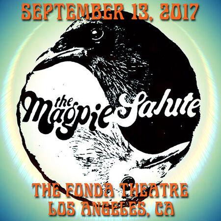09/13/17 The Fonda Theatre, Los Angeles, CA
