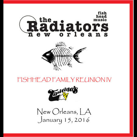 01/15/16 Tipitina's, New Orleans, LA