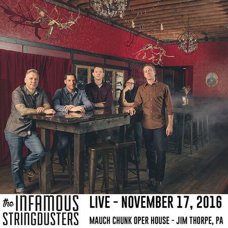 11/17/16 Mauch Chunk Opera House, Jim Thorpe, PA