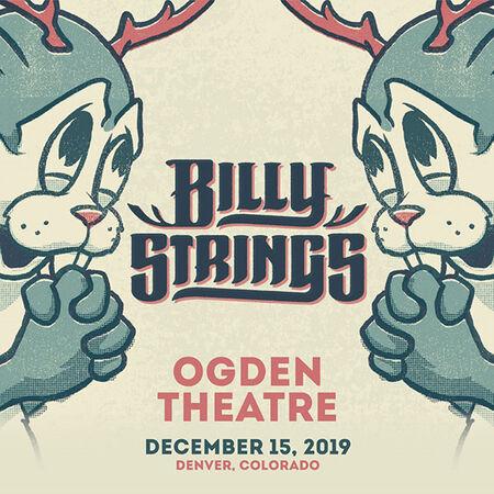 12/15/19 Ogden Theatre, Denver, CO