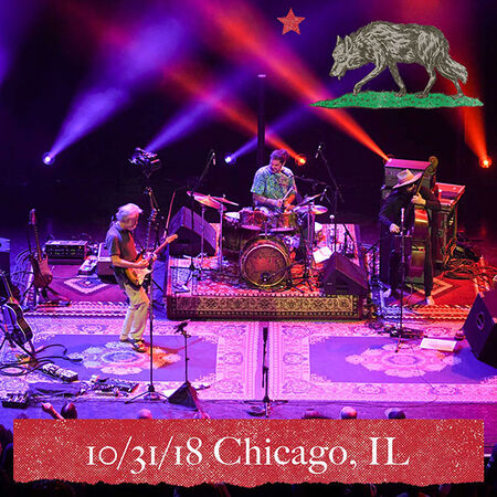 10/31/18 Chicago Theatre, Chicago, IL