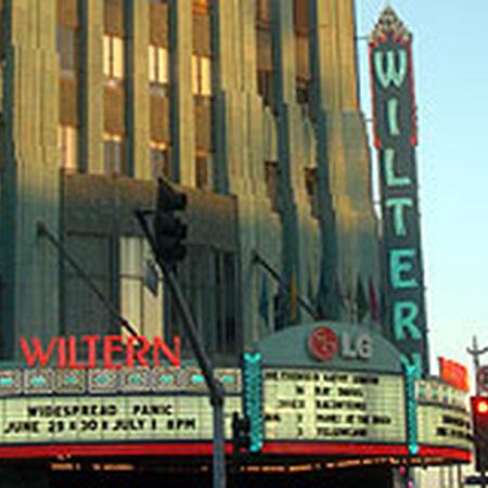 07/01/06 The Wiltern, Los Angeles, CA