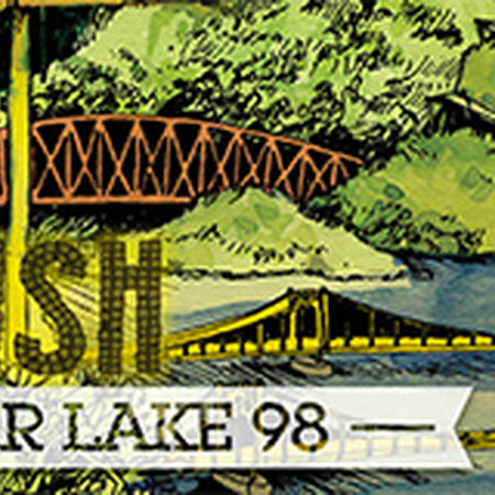 08/11/98 Star Lake Amphitheatre, Burgettstown, PA