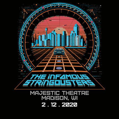 02/12/20 Majestic Ballroom, Madison, WI
