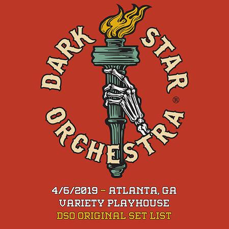 04/06/19 Variety Playhouse, Atlanta, GA