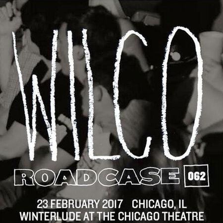 02/23/17 The Chicago Theatre, Chicago, IL