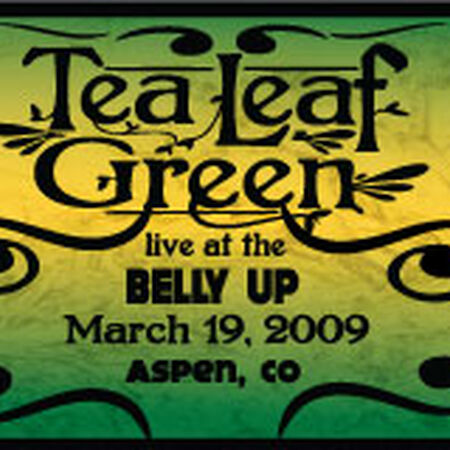 03/19/09 Belly Up, Aspen, CO