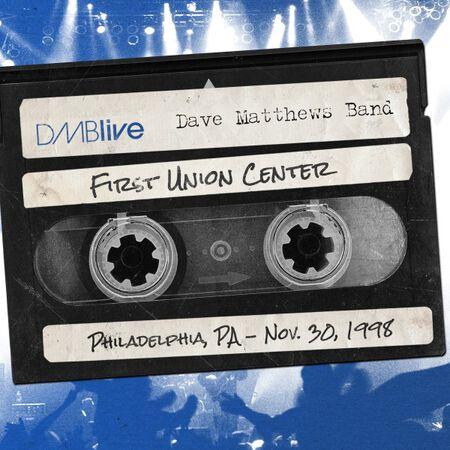 11/30/98 First Union Center, Philadelphia, PA