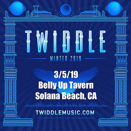 03/05/19 Belly Up Tavern, Solana Beach, CA