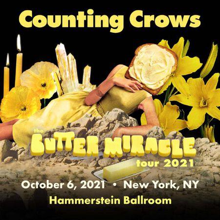 10/06/21 Hammerstein Ballroom, New York, NY