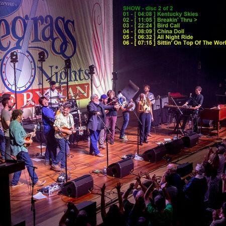 06/27/19 Ryman Auditorium, Nashville, TN