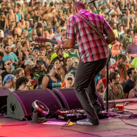 08/12/16 The Peach Music Festival, Scranton, PA