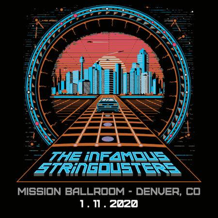 01/11/20 The Mission Ballroom, Denver, CO