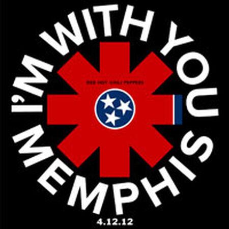 04/12/12 FedEx Forum, Memphis, TN