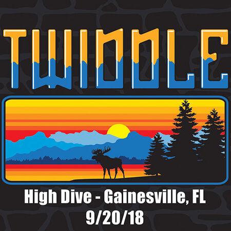 09/20/18 High Dive, Gainesville, FL