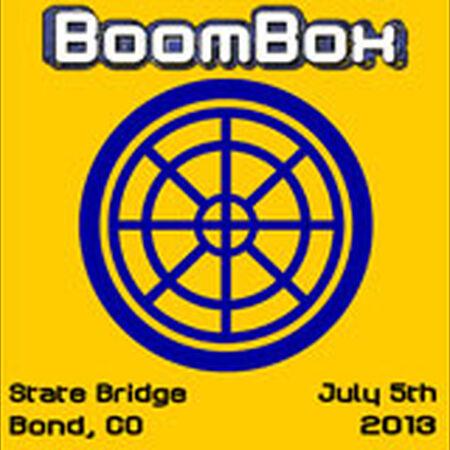 07/05/13 State Bridge, Bond, CO