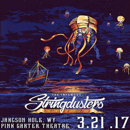 03/21/17 Pink Garter Theatre, Jackson, WY