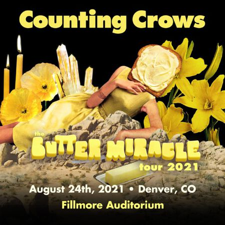08/24/21 Fillmore Auditorium, Denver, CO