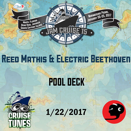 01/22/17 Pool Deck, Jam Cruise, US
