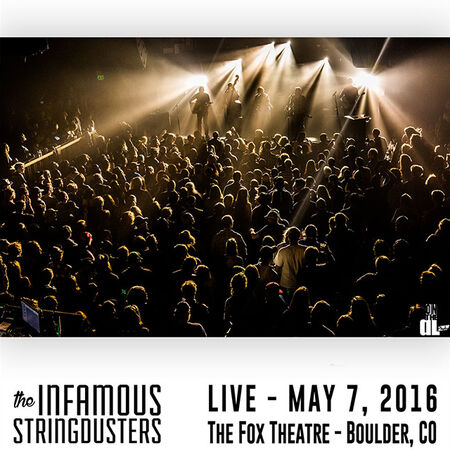 05/07/16 Fox Theatre, Boulder, CO