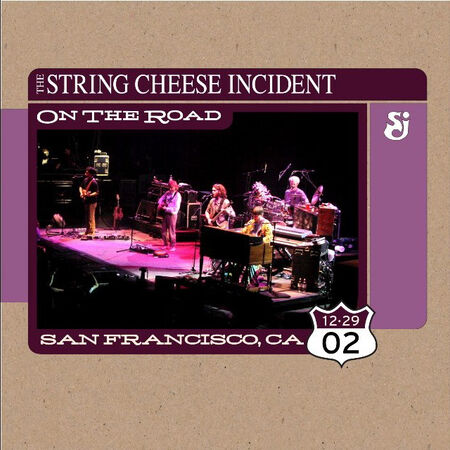 12/29/02  Bill Graham Civic Auditorium, San Francisco, CA