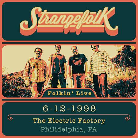 06/12/98 The Electric Factory, Philadelphia, PA