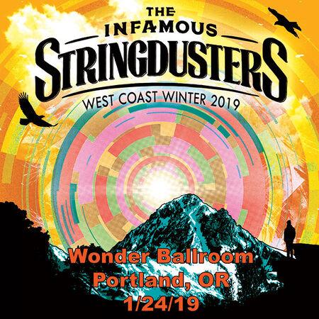 01/24/19 Wonder Ballroom, Portland, OR