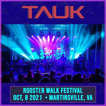 10/08/21 Rooster Walk Festival, Martinsville, VA