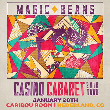 01/20/18 The Caribou Room, Nederland, CO