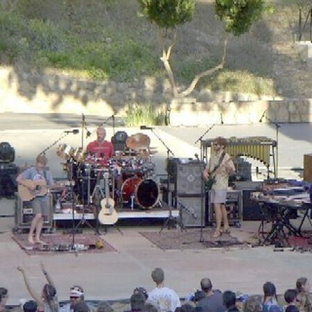 08/02/01 Santa Barbara County Bowl, Santa Barbara, CA