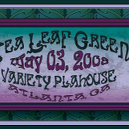 05/03/08 Variety Playhouse, Atlanta, GA