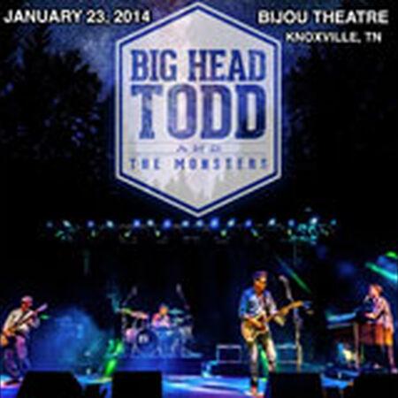 01/23/14 Bijou Theater, Knoxville, TN