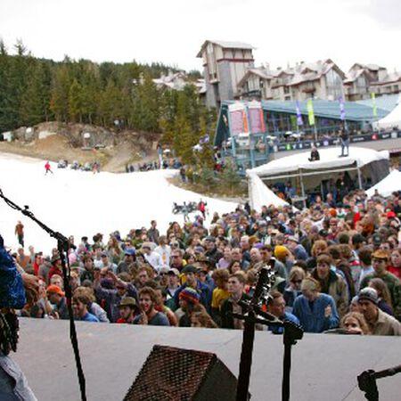 04/08/05 Base of Blackcomb Mountain, Whistler, BC