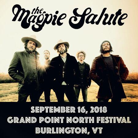 09/16/18 Grand Point North Festival, Burlington, VT