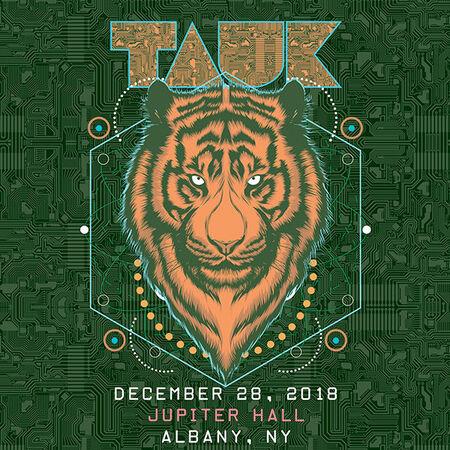 12/28/18 Jupiter Hall, Albany, NY