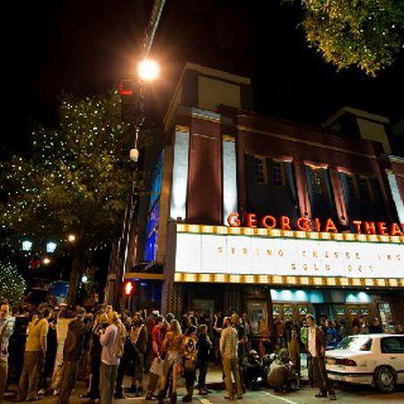 11/27/11 The Georgia Theater, Athens, GA