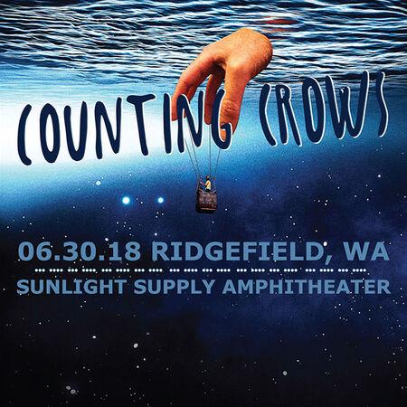 06/30/18 Sunlight Supply Amphitheater, Ridgefield, WA