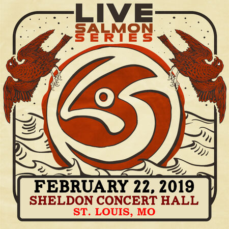 02/22/19 Sheldon Concert Hall, St. Louis, MO