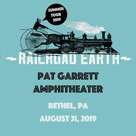 08/31/19 Pat Garret Amphitheatre, Bethel, PA