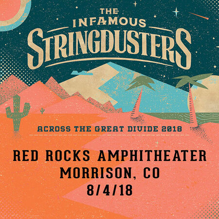08/04/18 Red Rocks, Morrison, CO