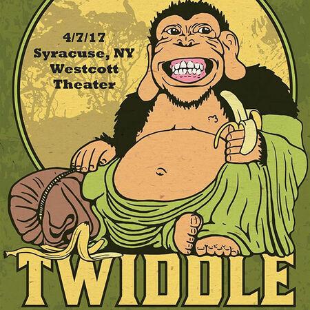 04/07/17 Westcott Theater, Syracuse, NY