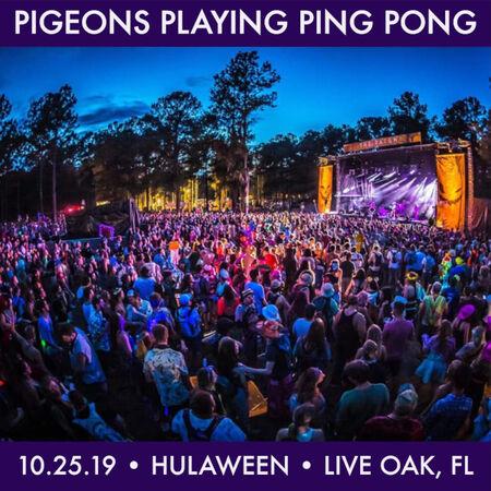 10/25/19 Hulaween at The Spirit of Suwannee Music Park, Live Oak, FL