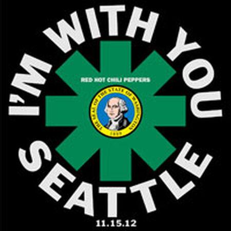 11/15/12 Key Arena, Seattle, WA