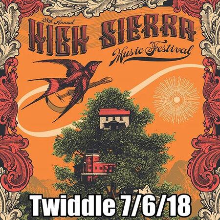 07/06/18 High Sierra Music Festival, Quincy, CA