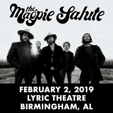 02/02/19 Lyric Theatre, Birmingham, AL