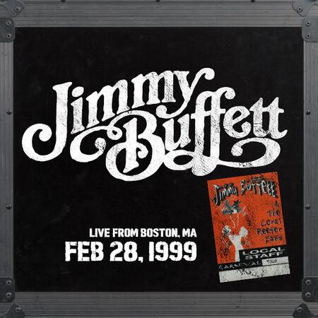 02/28/99 Fleet Center, Boston, MA